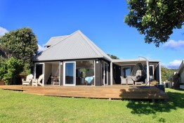 Wharekaho Simpsons Beach House Studio 77 Architecture and Design Consultants