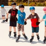 Ice Skate Tour Whitianga family activities