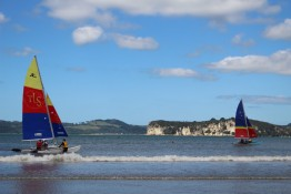 sailing Whitianga Mercury Bay Mercury Bay Boating Club