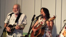 performers Whitianga music club Friday night