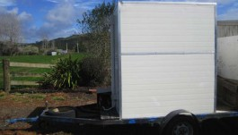 mobile rental chiller for refrigeration at weddings Costal Chiller Hire Coromandel Peninsula