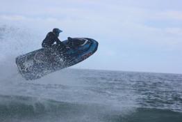 Jordan Matarangi Beach Summer Festival jet ski racing