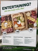 Order your entertaining platters Countdown Whitianga