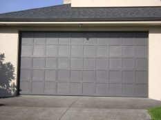 Cedar garage door by Doors 2000 Coromandel