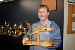 trophy Mercury Bay Game Fishing Club Whitianga