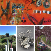 Mercury Bay Art Escape - Weekend tours 2019!