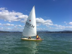 Mercury Bay Boating Club sailing kids