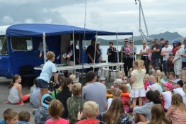 fun kids fishing competition whitianga