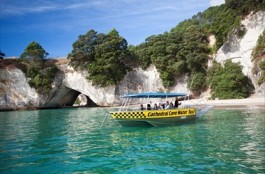 Cathedral Cove Water Taxi, Coromandel, New Zealand