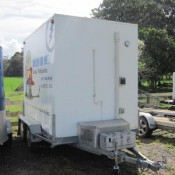 Portable mobile chiller and refrigeration on the Coromandel Peninsula Coastal Chiller Hire Whitianga