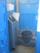 Porta loo hireage Bob's Takeaways Whitianga