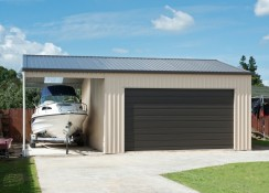 Total Span Coromandel Garage and Boat Storage