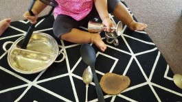 Inside fun at Peanuts Childcare Centre Whitianga