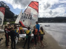 kids sailing youth programme Mercury Bay Boating Club