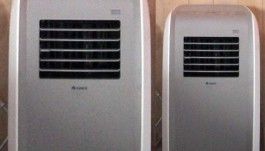 Coastal Chiller Whitianga Portable Air conditioning unit for hire