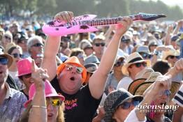 Rocking at the Whitianga Waterways Summer Concert