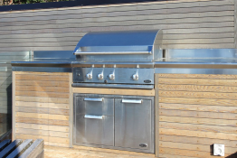 Dimax Kitchens & Interiors - outdoor furniture and built in bbq