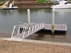 Jetty & Pontoon manufactured & designed by Alipro Engineering