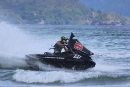 Alex Matarangi Beach Summer Festival jet ski racing