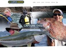 Catch Charters Website