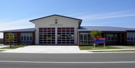 Whitianga Fire Station 2 by Aaron Scott