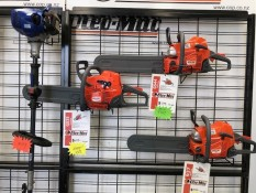 chainsaws for sale and servicing Peninsula Small Engines Whitianga