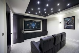 Control4 Home Theatre Connected Electrical Electrician Whitianga Coromandel Peninsula