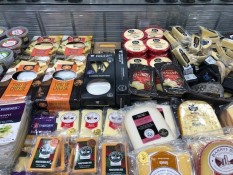 Specialist Cheese selections from Countdown Whitianga