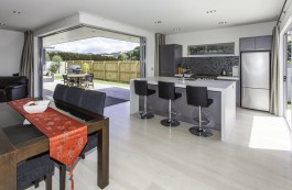 Interior kitchen Build by Ohlson and Whitelaw builders Ltd Whitianga