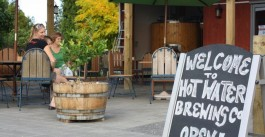 Hot Water Brewing Company Restaurant Whenuakite