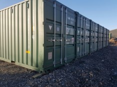 Clean new 3 metre Container Storage for lease