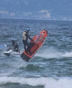 Jet ski racing Matarangi Beach Summer Festival