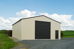 Total Span Coromandel large barn shed