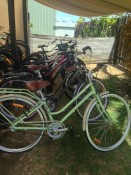 Great range of bikes available Bike Man Shop Whitianga