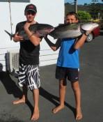 Mercury Bay Game Fishing Club Whitianga big fish catch