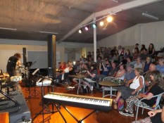 audience  Whitianga music club