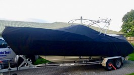 Full canvas  boat covers Mercury Bay Canvas & Upholstery Whitianga