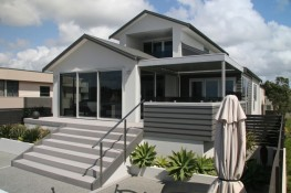 Residential Home Build by Ohlson and Whitelaw builders Ltd Whitianga