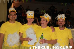 The Whitianga Curling Cup 2018 fun at curling around NZ