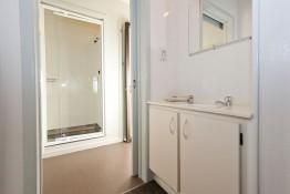 One Bedroom Bathroom Oceanside Motel Whitianga