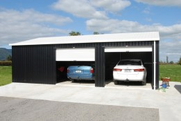 Total Span Coromandel Garage and Storage shed