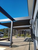 Covered - Louvres, sails and awnings Whitianga Coromandel Peninsula