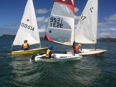 Whitianga youth sailing programme Mercury Bay Boating Club