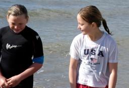 Polar Swim challenge Mercury Bay Gymnastics Club Challenge Whitianga