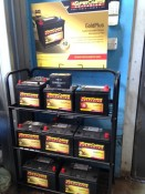 East Coast Automotive Whitianga can supply you with a new car battery