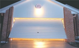 Carswell Construction - Garador Tilting Garage Doors