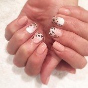 Nail art by Lisa Hogg at Vogue Nails Whitianga