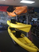 Kayaks for Hire and for Sale at Longshore Marine Whitianga