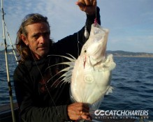 John Dory Fishing Charters Whitianga NZ