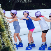 Ice Skate Tour Whitianga school holiday fun